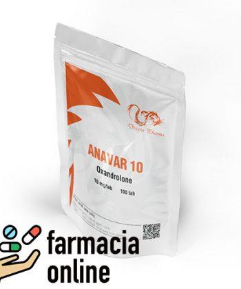 Anavar 10 mg comprar farmacia online